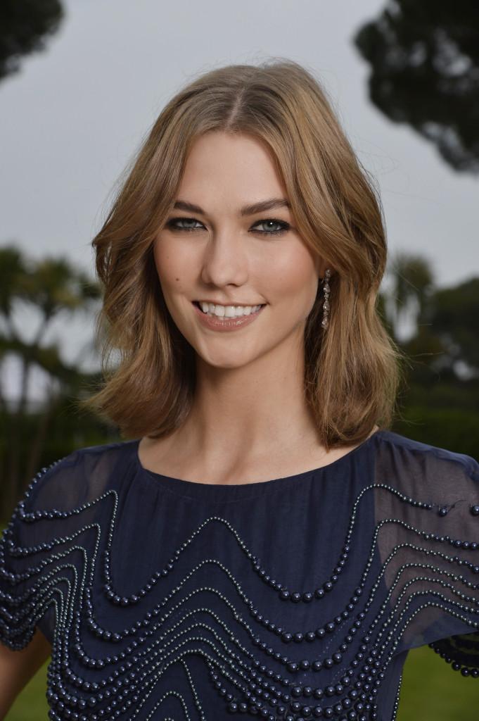Karlie Kloss blir å se i kampanjer for L'Oréal Paris i 2015.