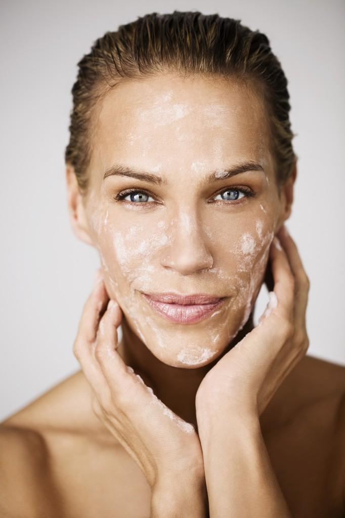 Emma Wiklund var supermodell på 90-tallet, og trives nå godt som hudpleiegründer.