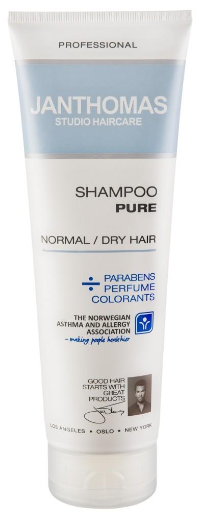 Jan Thomas Pure Shampoo