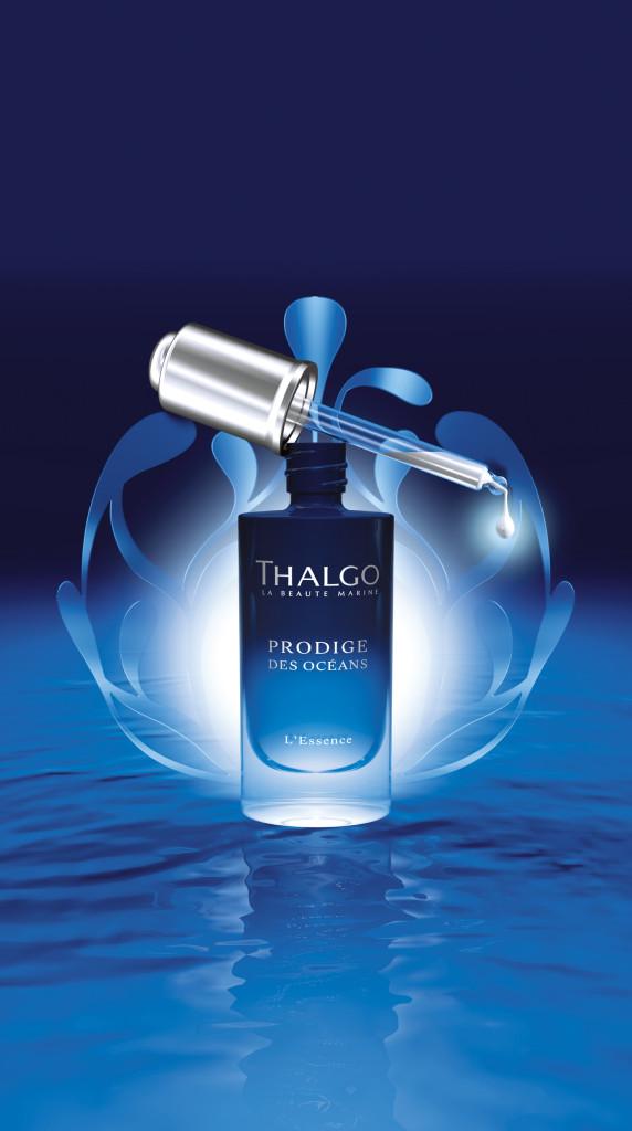Luksusproduktet Prodige des Oceans er en nyhet fra Thalgo.