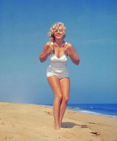 Marilyn Monroe er Max Factors nye globale ambassadør.