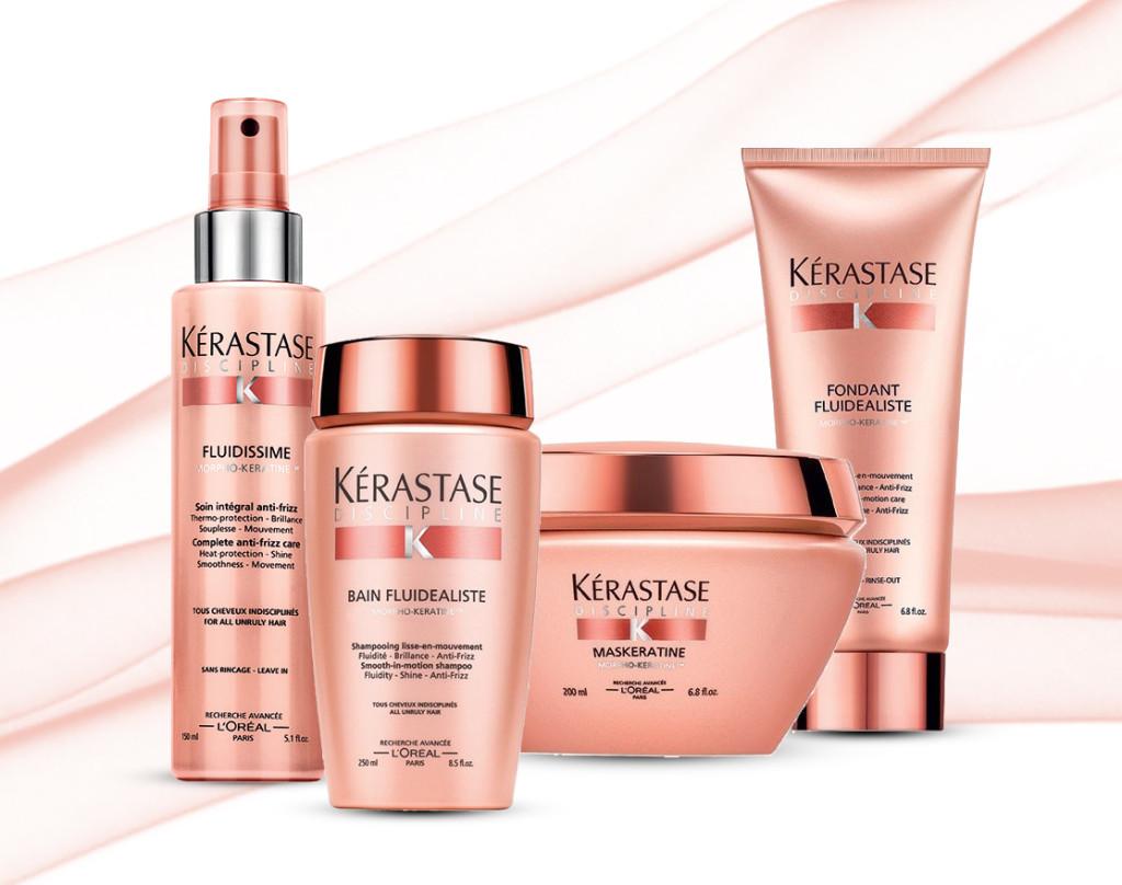 Discipline fra Kérastase svarer på de fleste trendene i markedet.