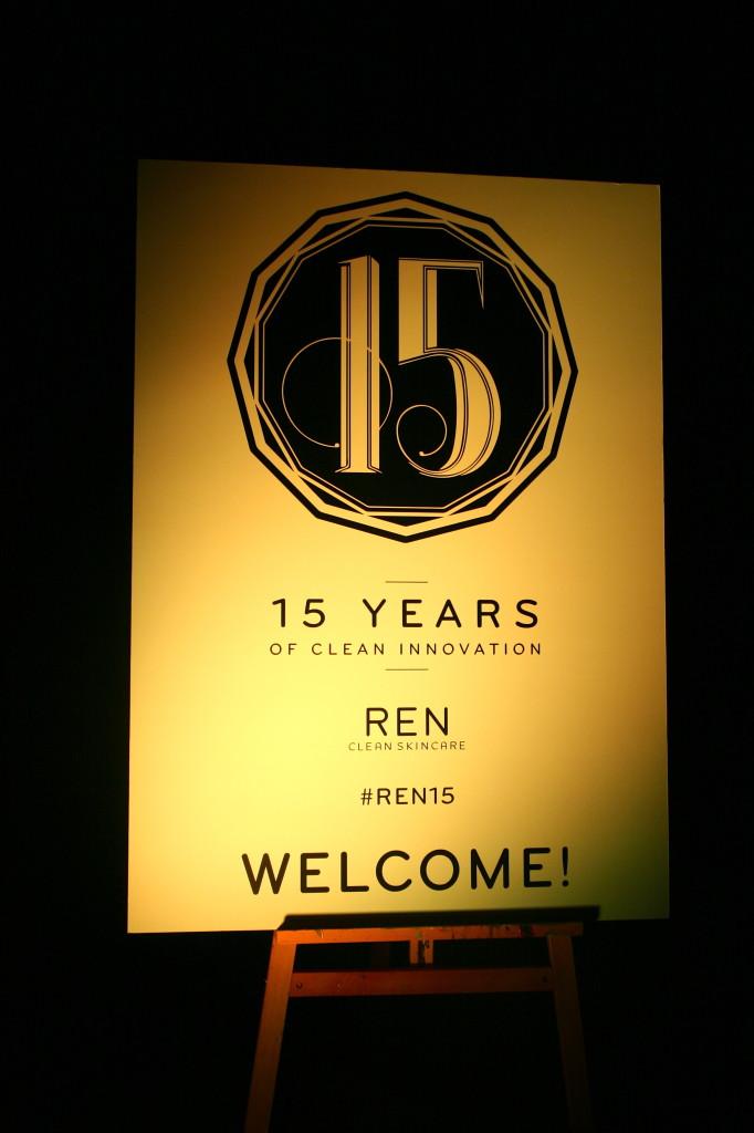 REN feiret nylig 15-årsjubileum.