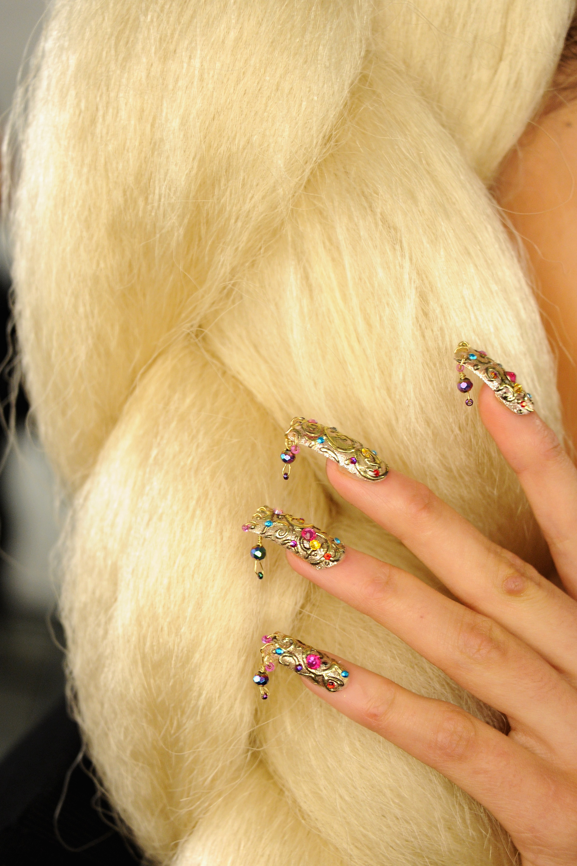 CND for The Blonds
