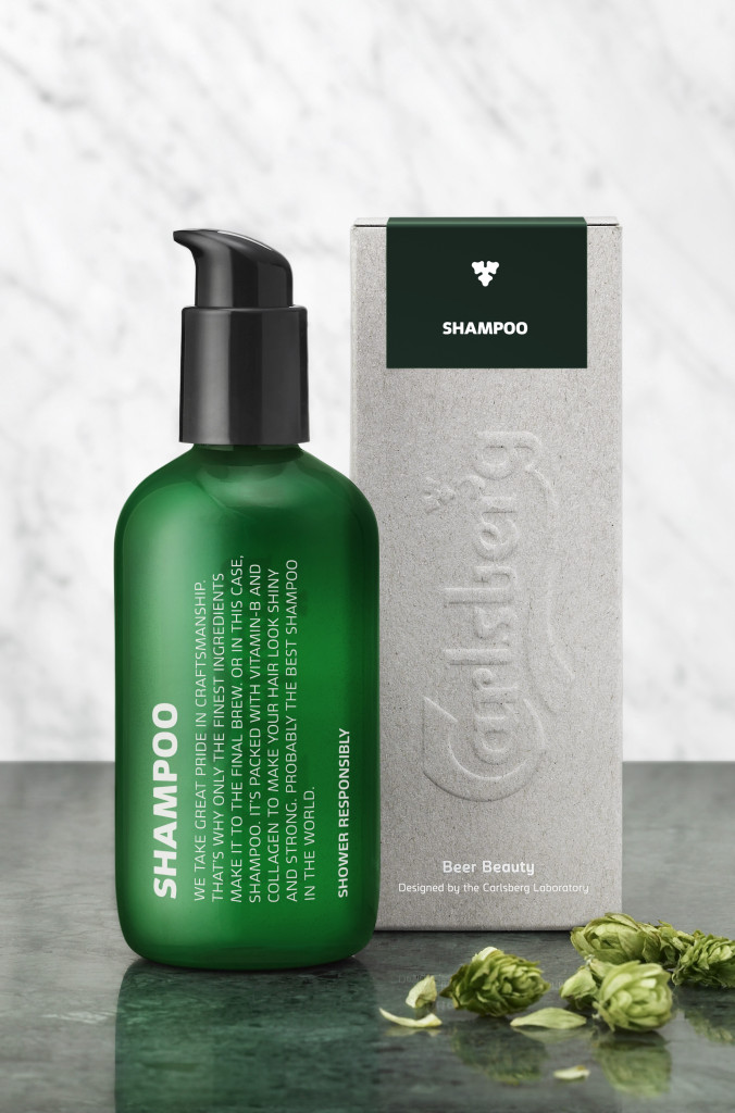 Carlsberg_Beer Beauty_Shampoo