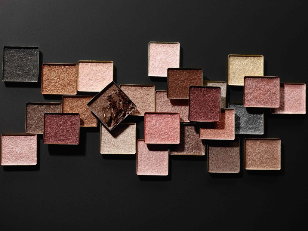 Textures Nude Palette
