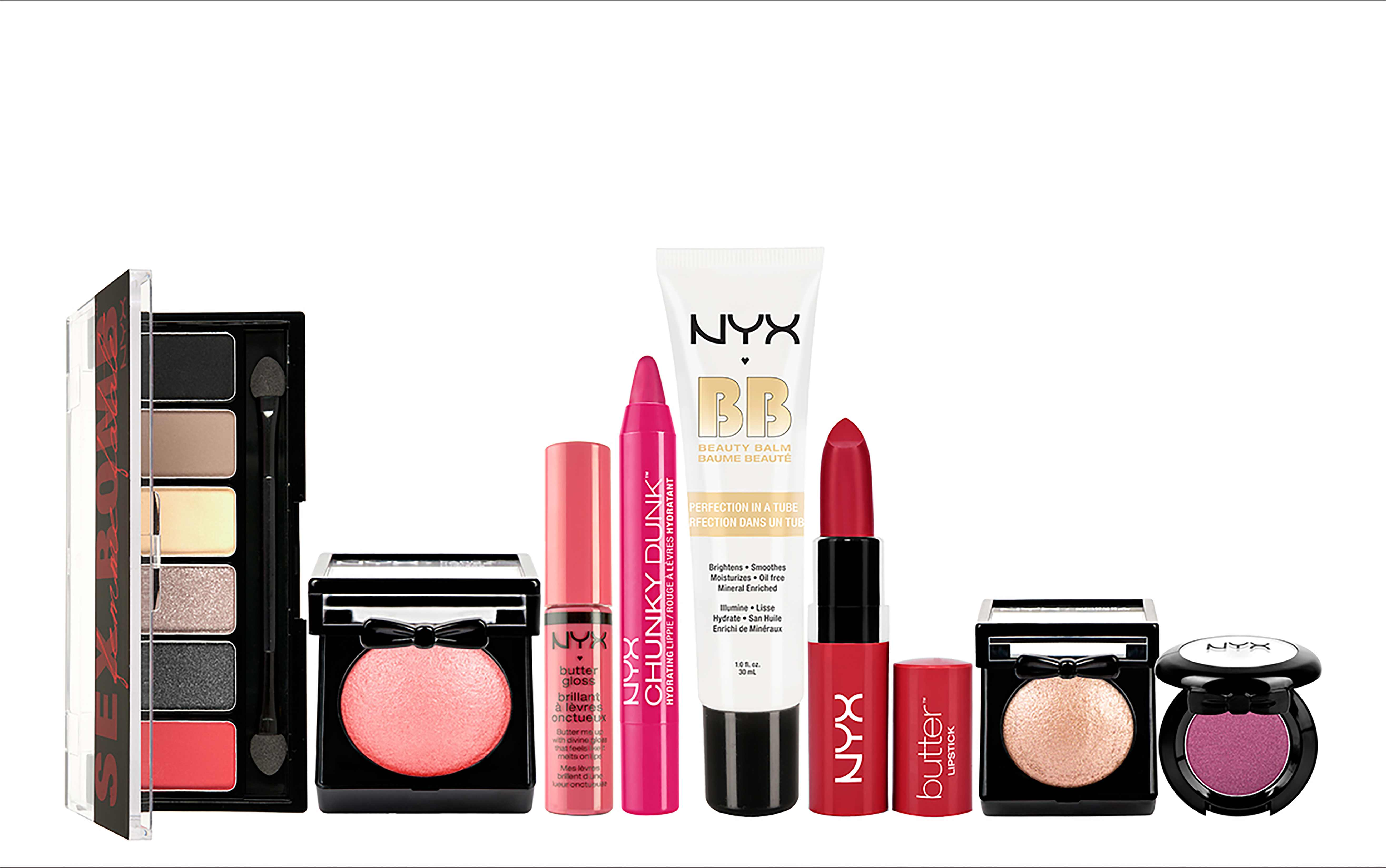 NYX lanseres i Norge