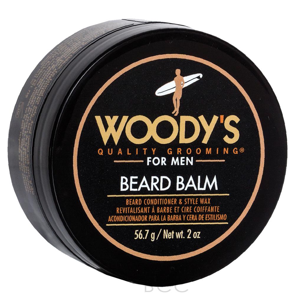 Woody's Beard Balm.