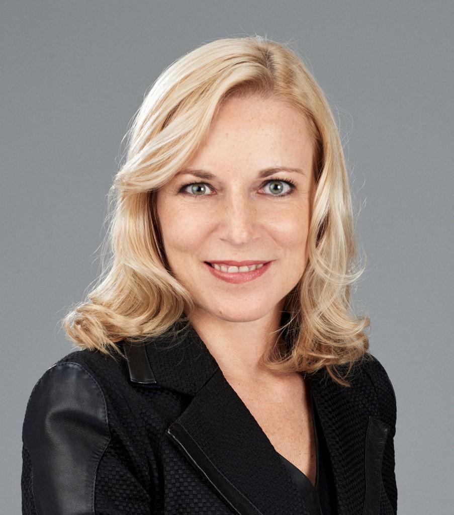 Sylvie Moreau blir ny toppsjef i Coty.