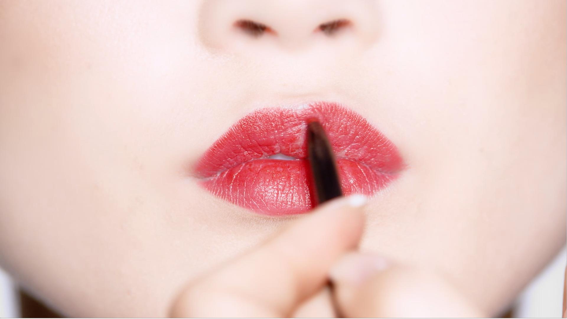 The Ombré Lip