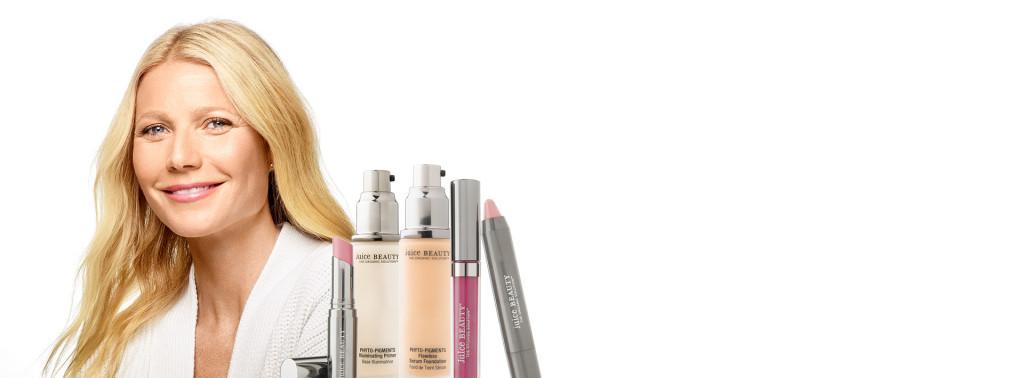 Gwyneth Paltrow investerer i skjønnhet gjennom Juice Beauty.