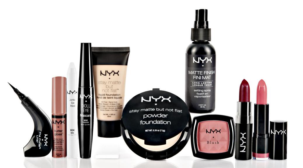 nyx makeup norge