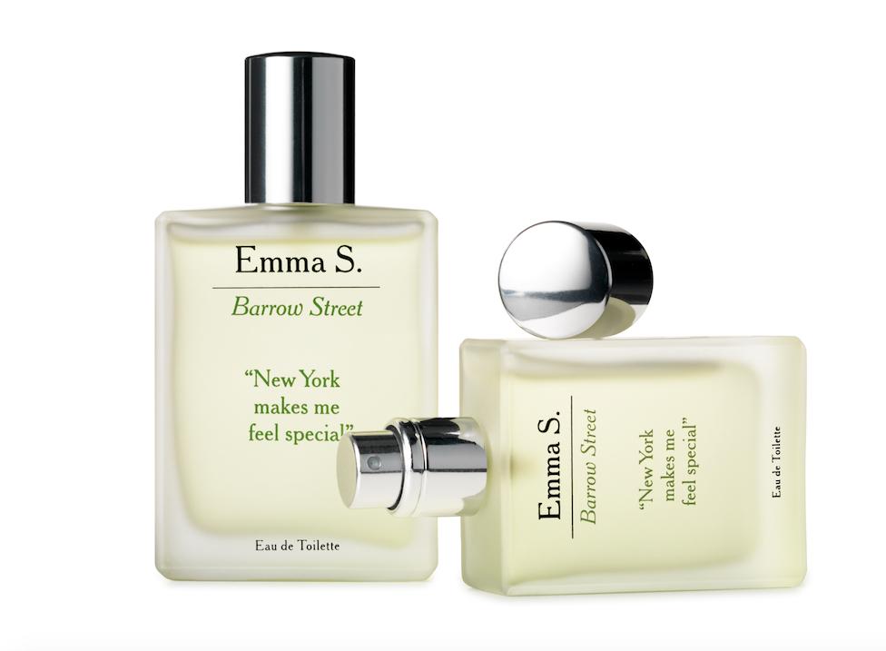 Barrow Street er den nye duften til Emma Wiklund.