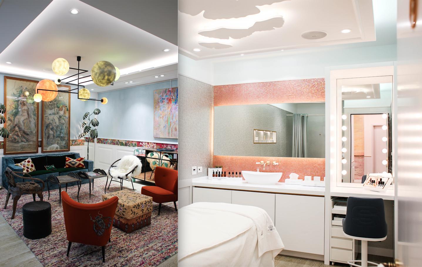 Sisleys nye Maison i Paris