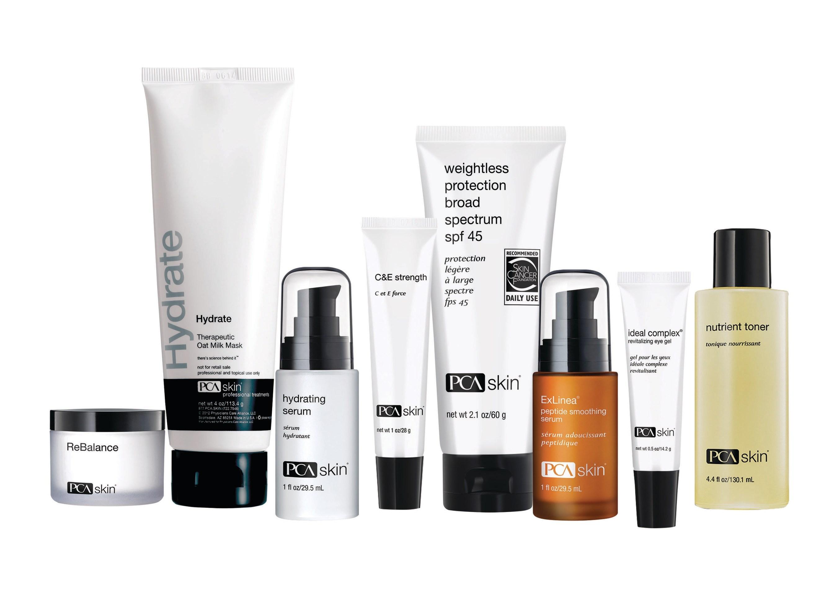 PCA Skin feirer 30 år
