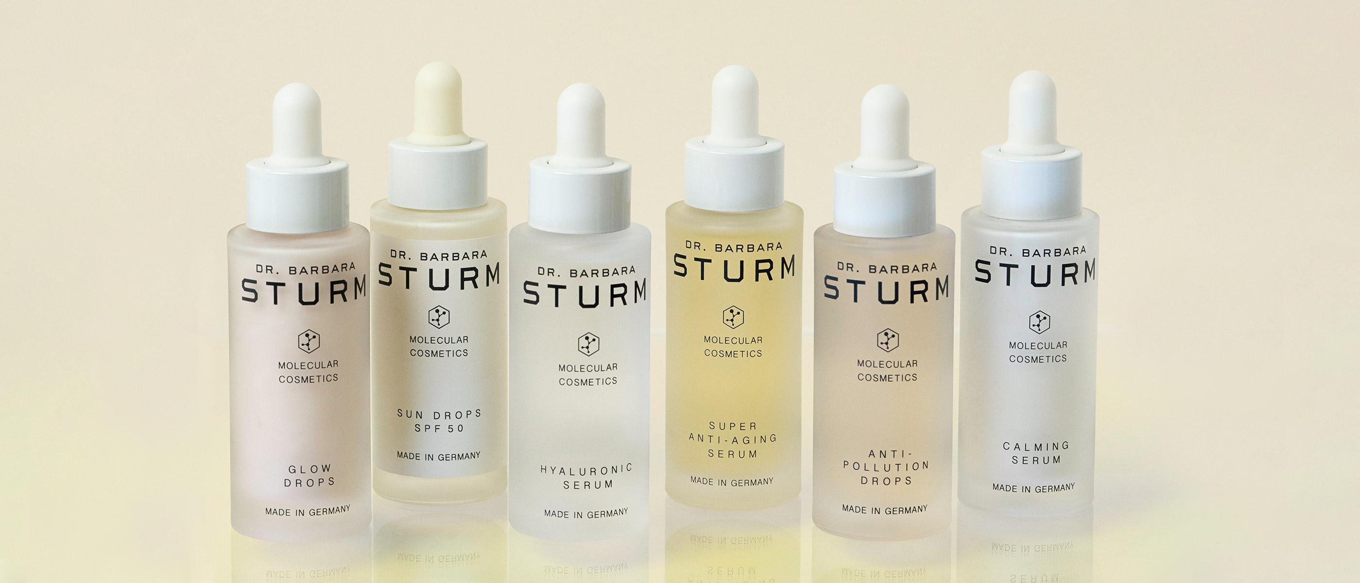 Skincity lanserer Dr. Barbara Sturm