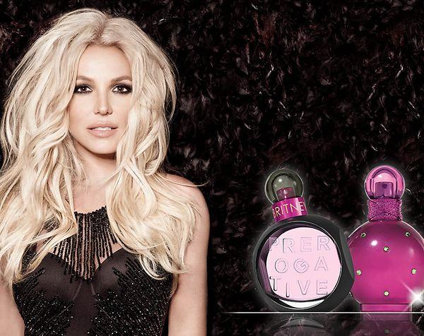 Britney selger mer parfyme