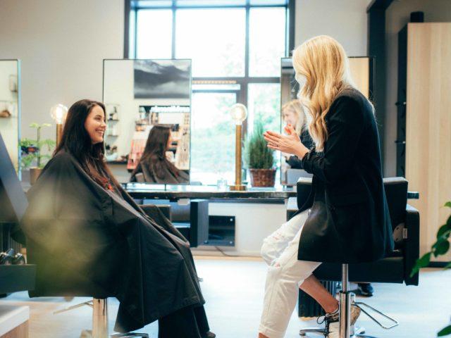 Wella lanserer fond for frisørsalonger