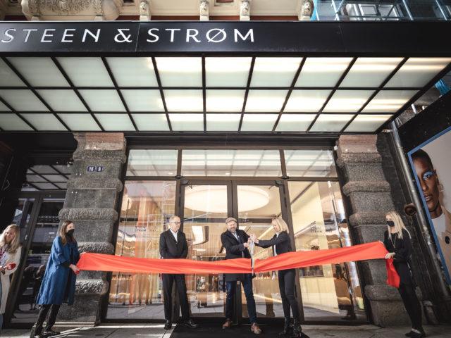 Steen & Strøm får ny hovedinngang i Karl Johans gate